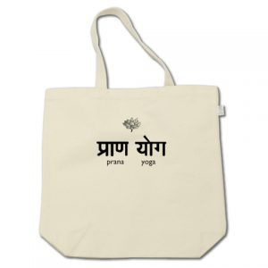 Prana Yoga トートバッグ